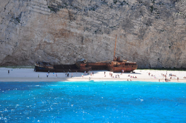 shipwreck-beach. Author: pixelthing CC BY-SA 2.0