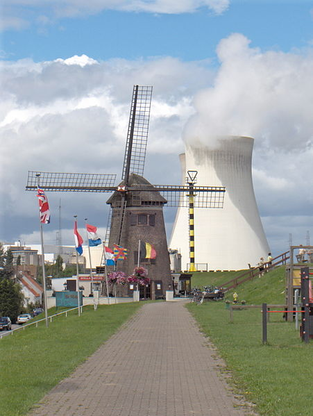 The windmill from 1614. Author: Friedrich Tellberg CC BY-SA 3.0