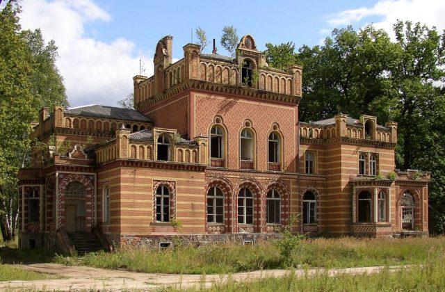 Men's house of the family Gentz in Neuruppin – Author: Doris Antony – CC BY-SA 3.0