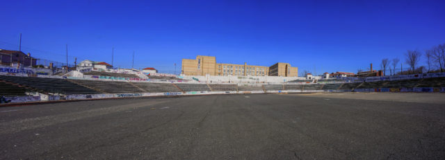 Wide shot of stadium – Author: PatersonGreatFalls -A Visual Reference for Teacher – CC by 2.0