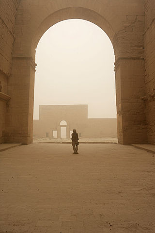 Hatra in July 2008