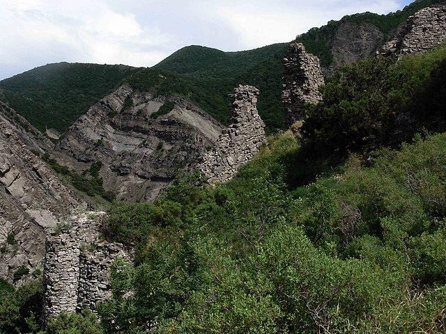 The city walls.Author:khalampreCC BY-SA 2.0