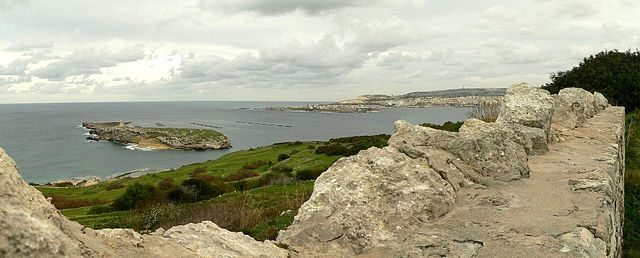 Panoramic view of the area.Author Ploync CC BY-SA 3.0