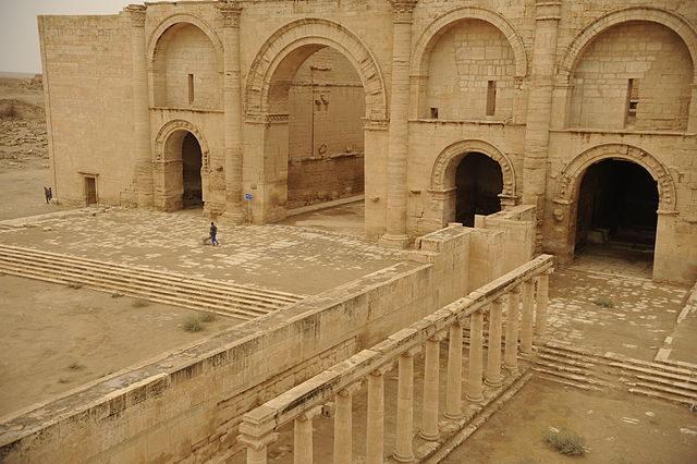 Hatra in November 2008