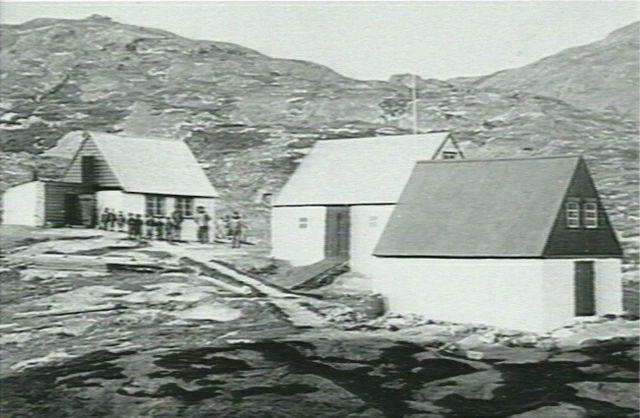 Kangeq, ca. 1890.
