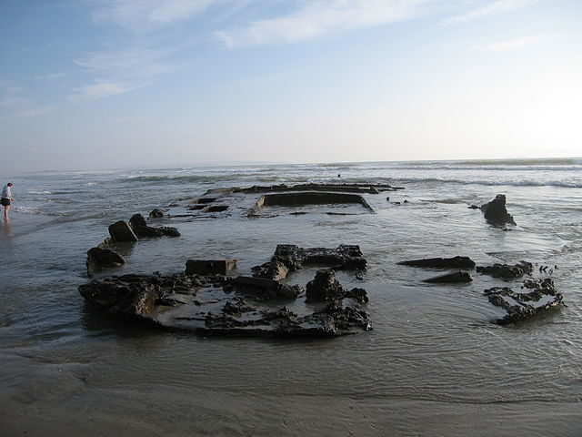 SS Monte Carlo wreck in 2010/ Author: Jamie Lantzy –CC BY-SA 3.o