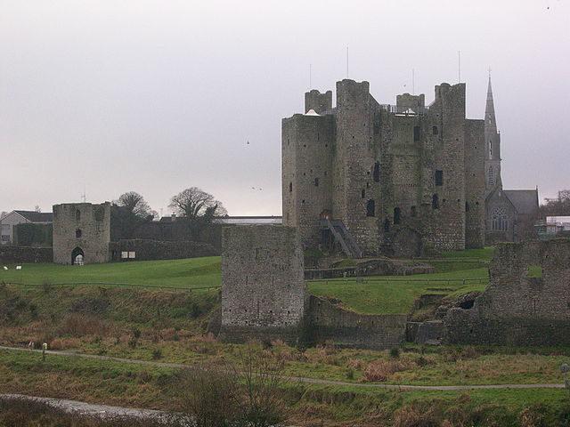 Trim Castle. Author:Ben and Kaz AskinsCC BY-SA 2.0