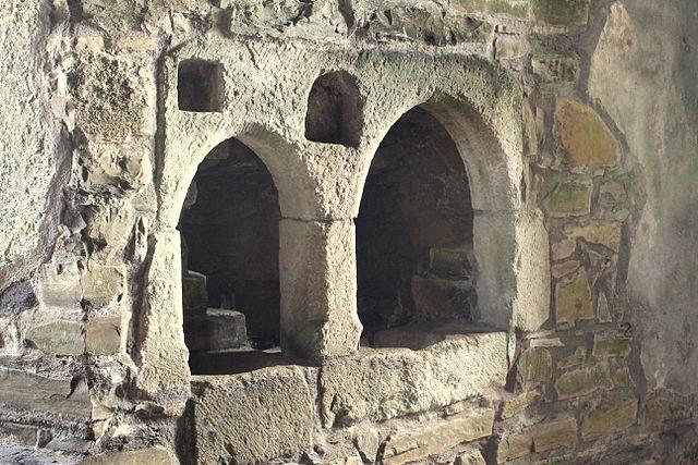 The Trim Castle chapel.Author:MartinvlCC BY-SA 4.0