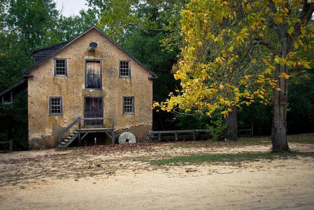 The water mill at Batsto Village. Alerante CC BY-SA 3.0