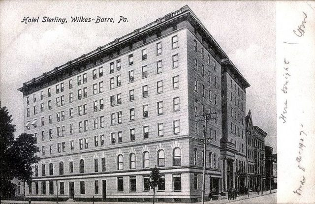 A 1907 postcard.