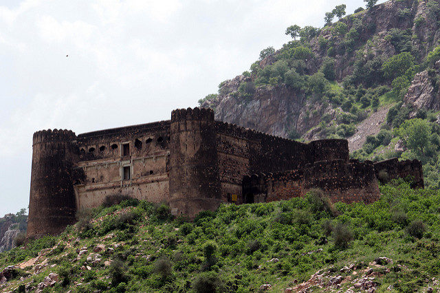 Bhangarh Fort.Author: Shahnawaz Sid CC BY 2.0