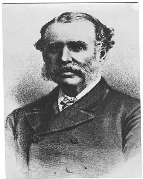 Comptroller General Edmund Henderson.