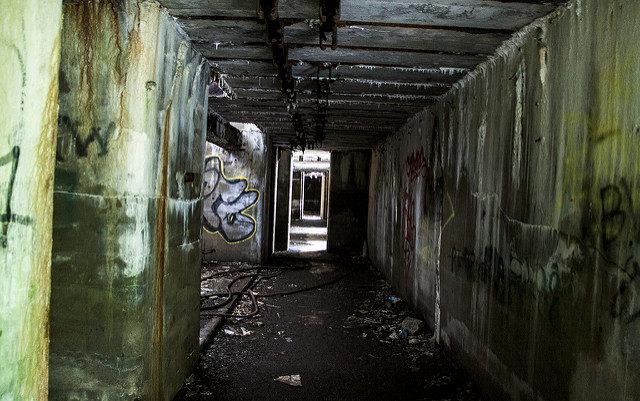 Creepy interior. Joe Bar CC BY 2.0