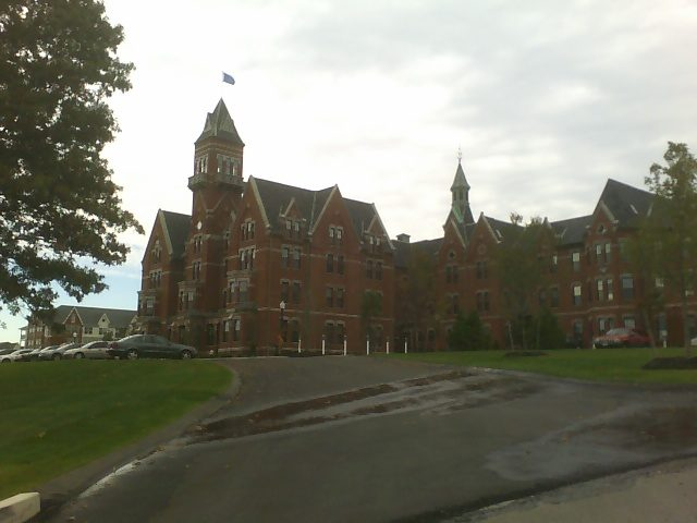 Danvers State Hospital October 2007. Author: DMacIver CC BY 2.0