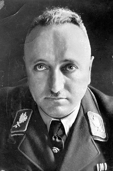 Dr. Robert Ley.Bundesarchiv, Bild 183-2008-0922-501 / CC-BY-SA 3.0