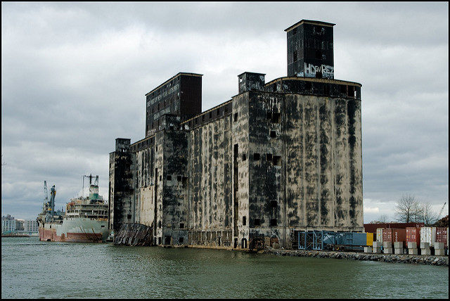 Grain Terminal. Author: Missy S.CC BY-ND 2.0