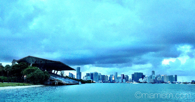 Miami Marine Stadium. Author:Ines Hegedus-GarciaCC BY 2.0