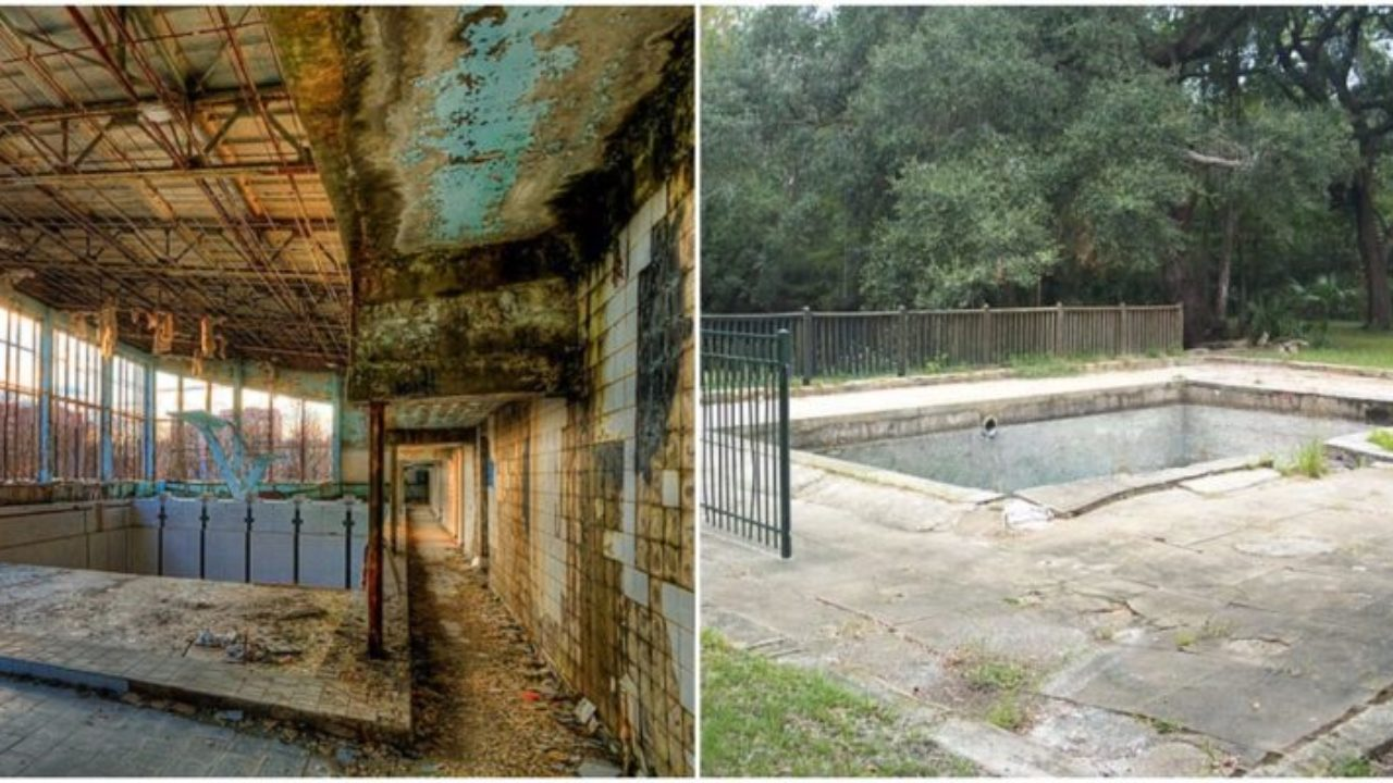 Three Abandoned Swimming Pools From Around The World Abandoned Spaces