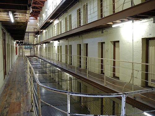 Prison Block. Author: Julian BerryCC BY-SA 2.0