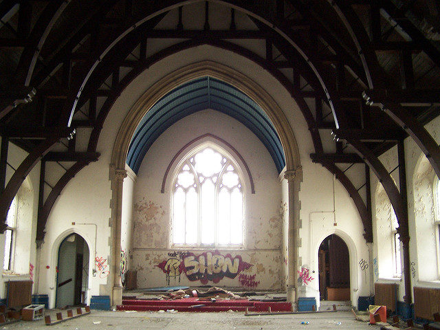 The chapel. Photo Credit