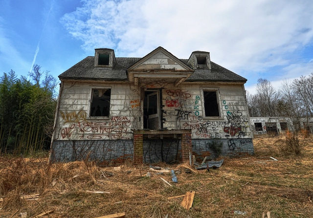 The Engineer's House. Forsaken Fotos CC BY-SA 3.0