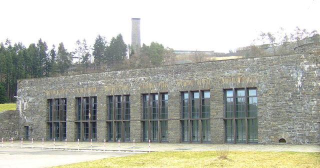 The Gymnasium. Author:Hans WeingartzCC BY-SA 2.0 de