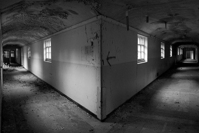 The Hospital Halls.Author: Rob WalkerCC BY 2.0