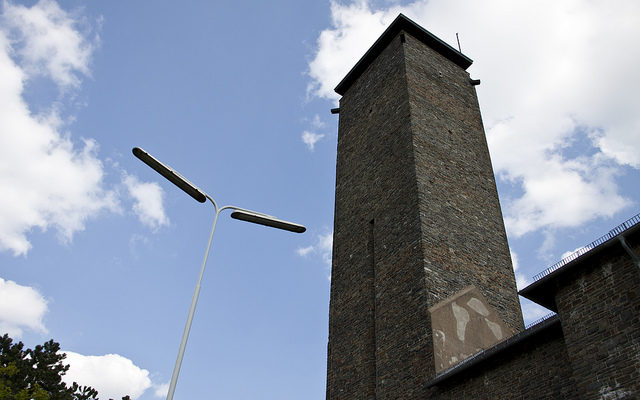 The Water Tower of Ordensburg. Author:glasseyes viewCC BY-SA 2.0