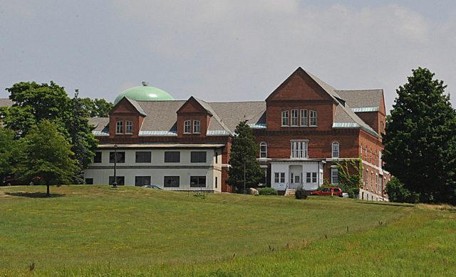 Willard Asylum. Jerrye & Roy Klotz, MDCC BY-SA 4.0
