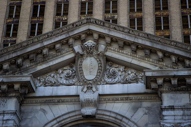 Michigan Central Station – Author: HarshLight – CC by 2.0