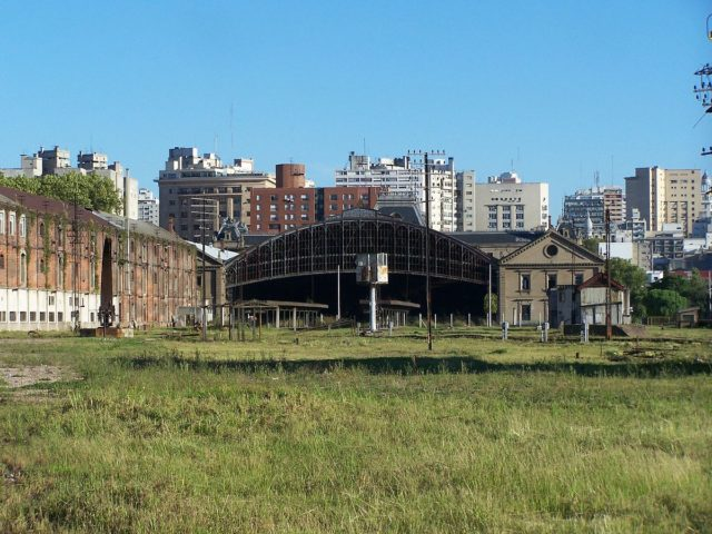 Back side of the station used as concert venue – Author: Jcornelius – CC BY-SA 3.0