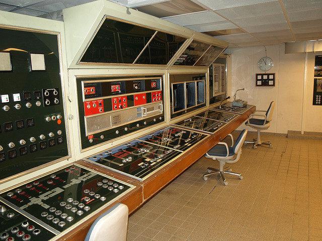 Control Room – Author: Morten Jensen – CC by 2.0
