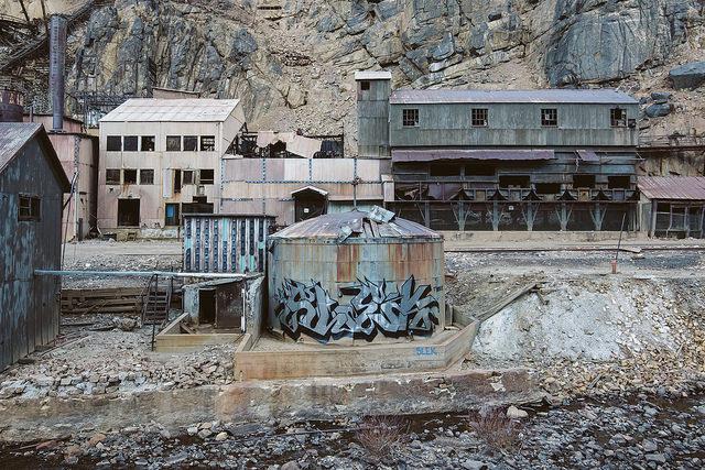 Eagle Mine – Author: el-toro – CC by 2.0