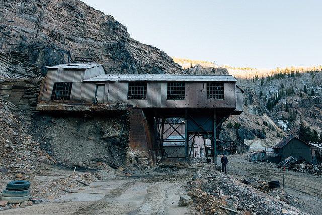 Eagle Mine Tipple – Author: el-toro – CC by 2.0