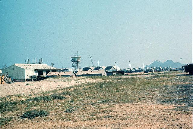 Marble Mountain Air Facility – Author: manhhai – CC by 2.0