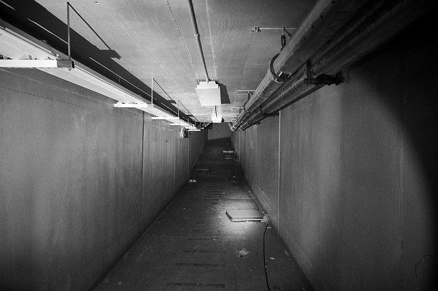 Adak military building corridor – Author: naql – CC by 2.0