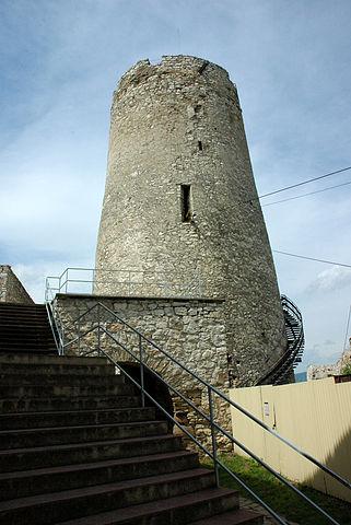 The tower/ Author:János Korom Dr – CC BY-SA 2.0