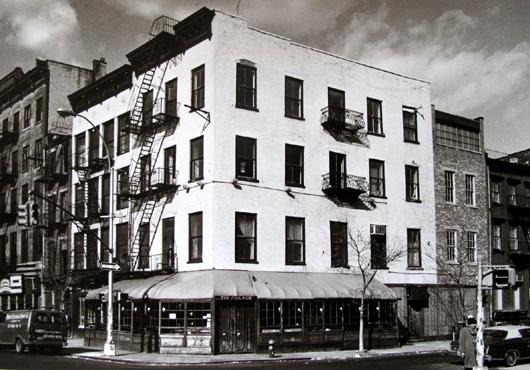 325 Bowery, The Tin Palace, 1979. Author: CARIN DRESCHALER-MARX. Public Domain