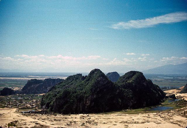 Marble Mountains, Da Nang 1969 – Author: manhhai – CC by 2.0