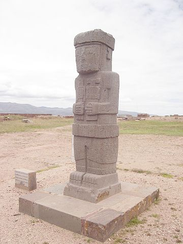 "The monolith ""El Fraile"" (""The Priest"")"