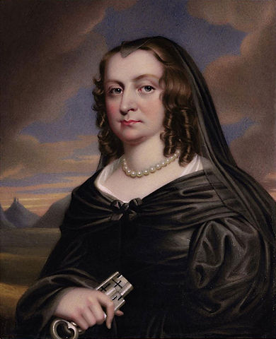 Lady Mary Bankes defended the castle during two sieges in the English Civil War