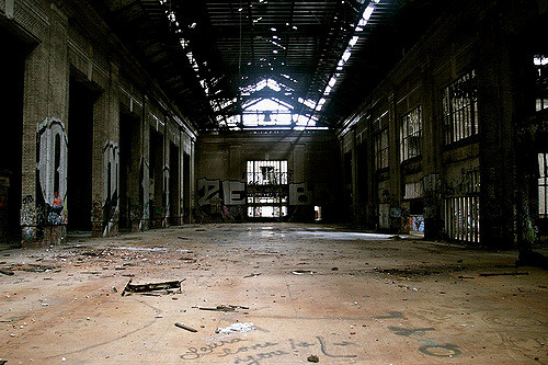 Michigan Central Station – Author: Josh Walker – CC by 2.0