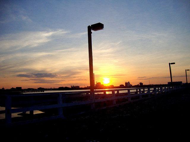 Pleasure Beach Island Bridgeport. Author: 826 PARANORMAL. CC BY 2.0