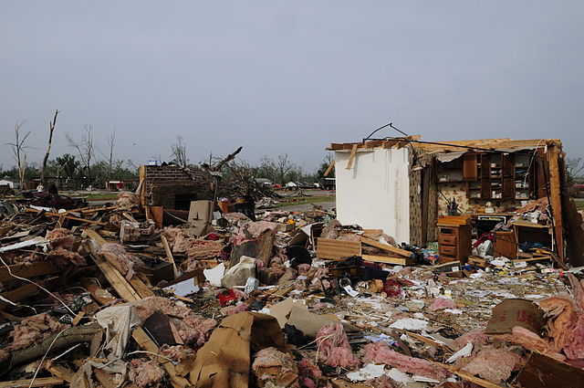 After the tornado