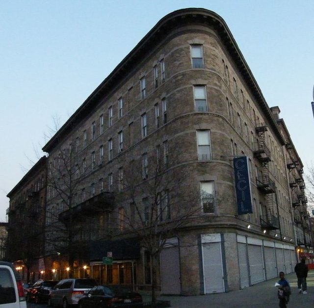 Minton's Playhouse on National Register Of Historic Places in New York City. Author: Americasroof. CC BY-SA 3.0