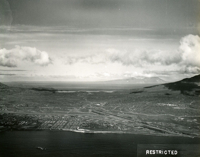 Adak airfield, end of the war 1946 – Author: born1945 – CC by 2.0