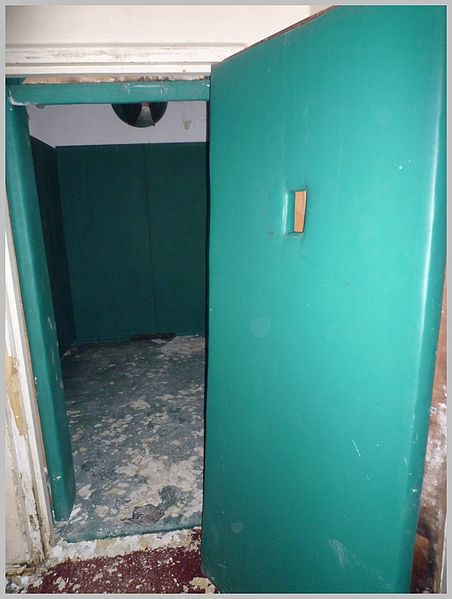 A padded cell.Author:Skin – ubxCC BY 2.0