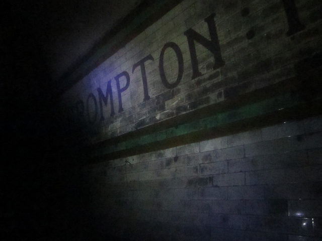 Alone in darkness.Author:Annie MoleCC BY 2.0