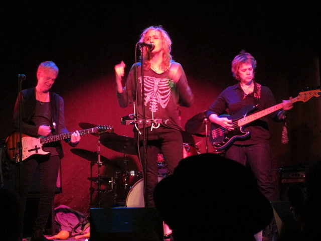 The Bush Tetras were one of the bands that played at the Mudd Club reunion. Author: autovac. CC BY-SA 2.0