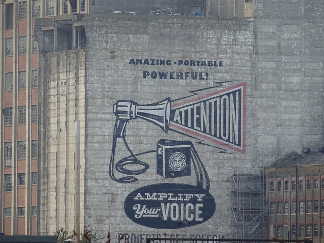 Mural on a wall of the mills. Author:EVERYMAN FILMS (EVERYMAN FILMS).CC BY 2.0